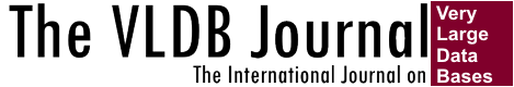 The VLDB Journal - Logo